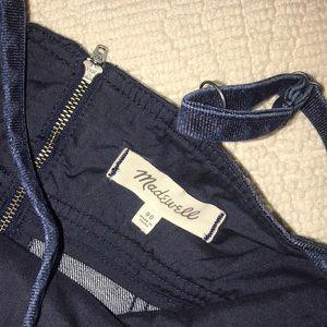 c490a4348a4 Madewell Dresses - Madewell denim cami midi dress